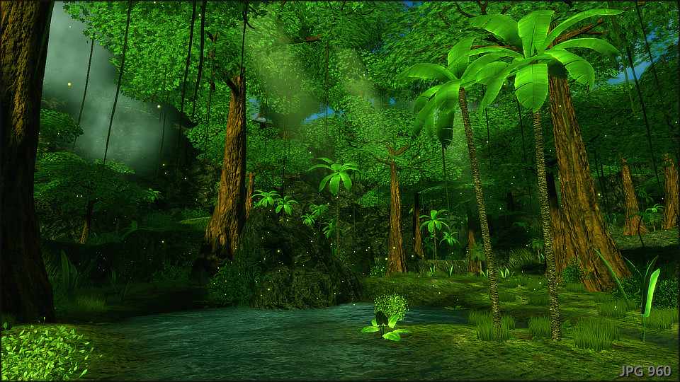 Tropica map for UT3 image1