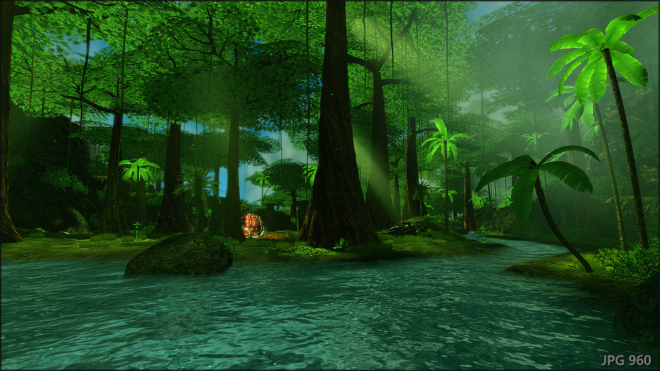 Tropica map for UT3 image4