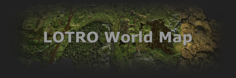 Lord Of The Rings Online World Map.The Lord Of The Rings Online Forums